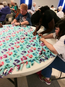 Making Blankets _1